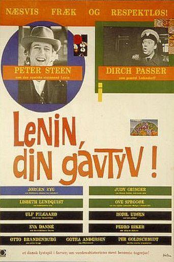 Lenin, You Rascal, You Poster