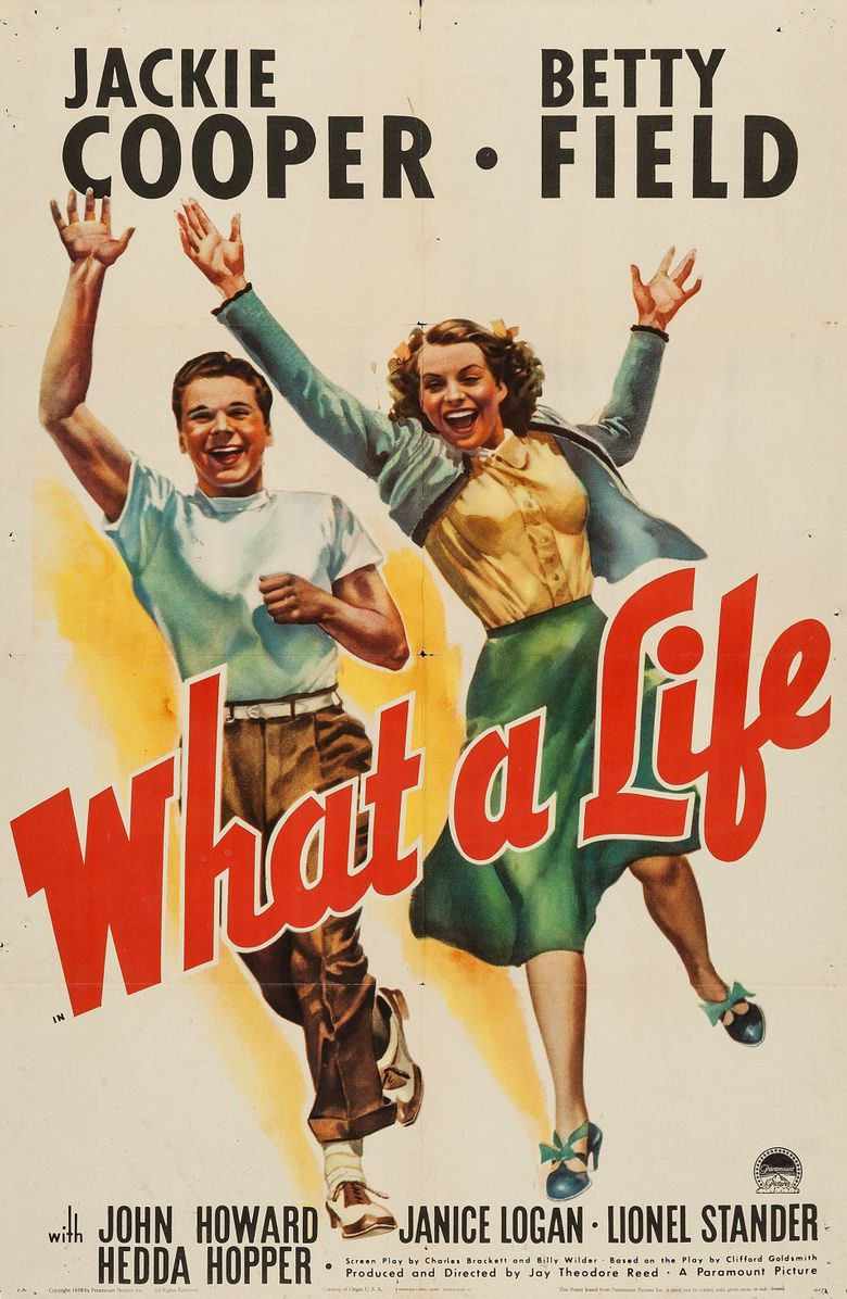 What a Life Poster