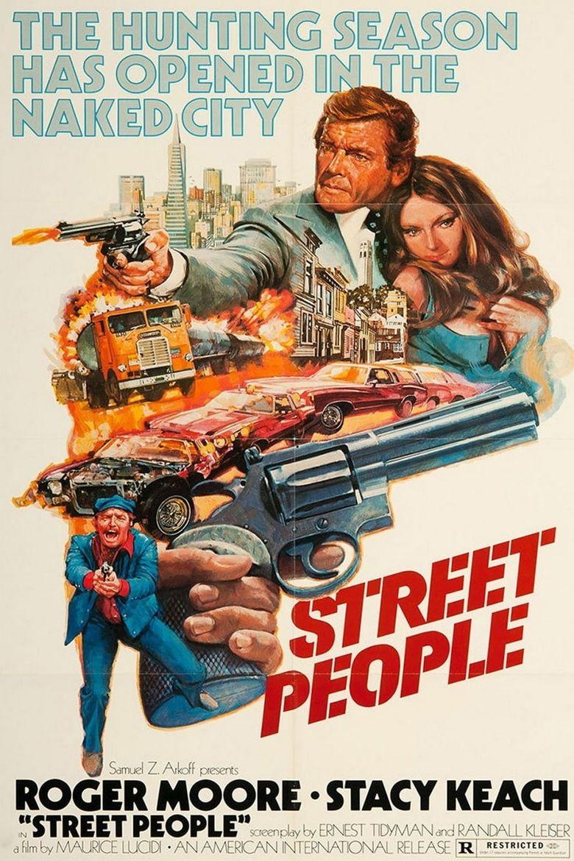 Street People Poster