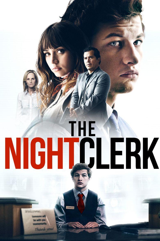 The Night Clerk Poster