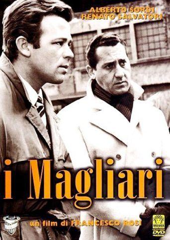 The Magliari Poster