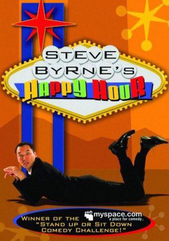 Steve Byrne: Happy Hour Poster