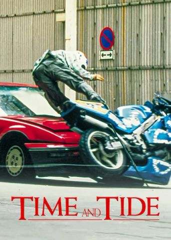 Time and Tide Poster