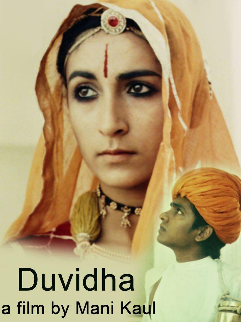 Duvidha Poster
