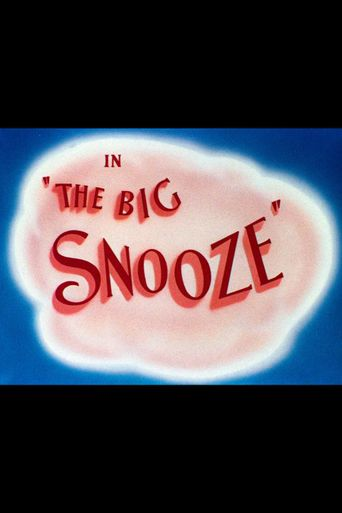 The Big Snooze Poster