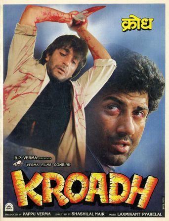 Kroadh Poster