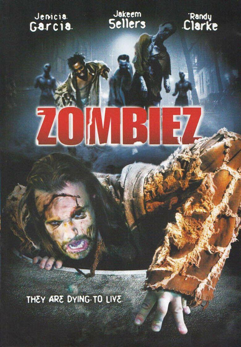 Zombiez Poster
