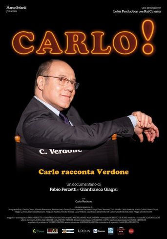 Carlo! Poster