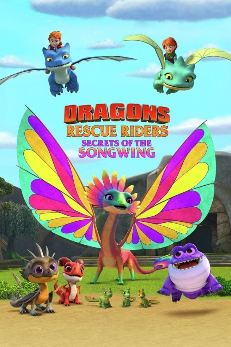 Dragons Rescue Riders Secrets Of The Songwing 2020 Watch On Netflix Or Streaming Online Reelgood