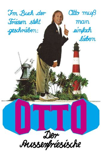 Otto - The Alien from East Frisia Poster