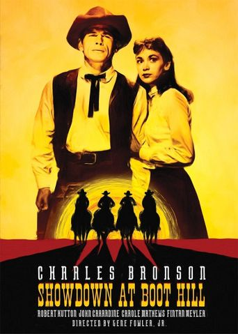 Showdown at Boot Hill Poster