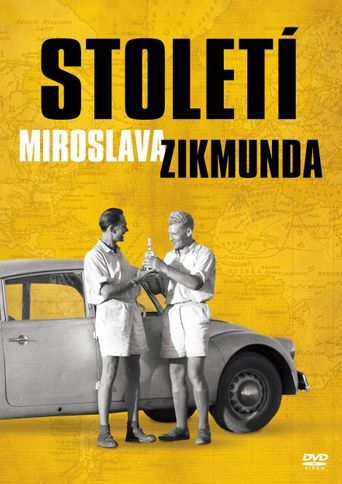 Století Miroslava Zikmunda Poster