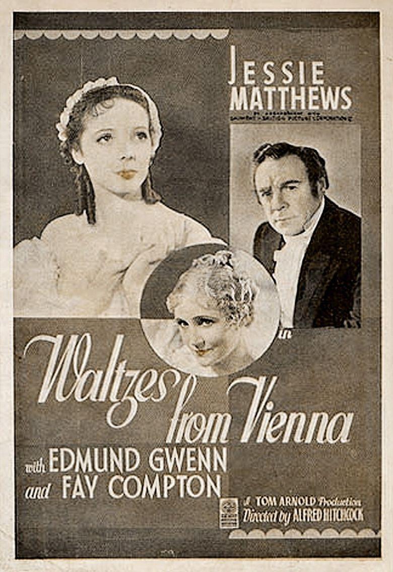 Waltzes from Vienna Poster