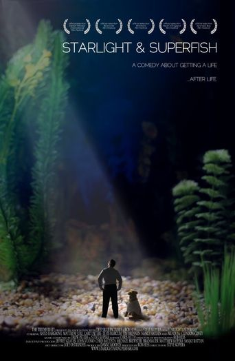 Starlight and Superfish Poster
