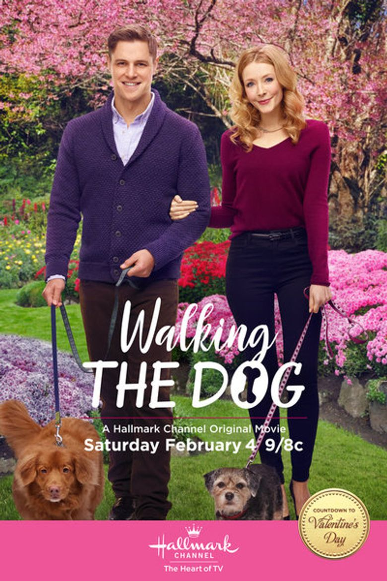 Walking the Dog Poster