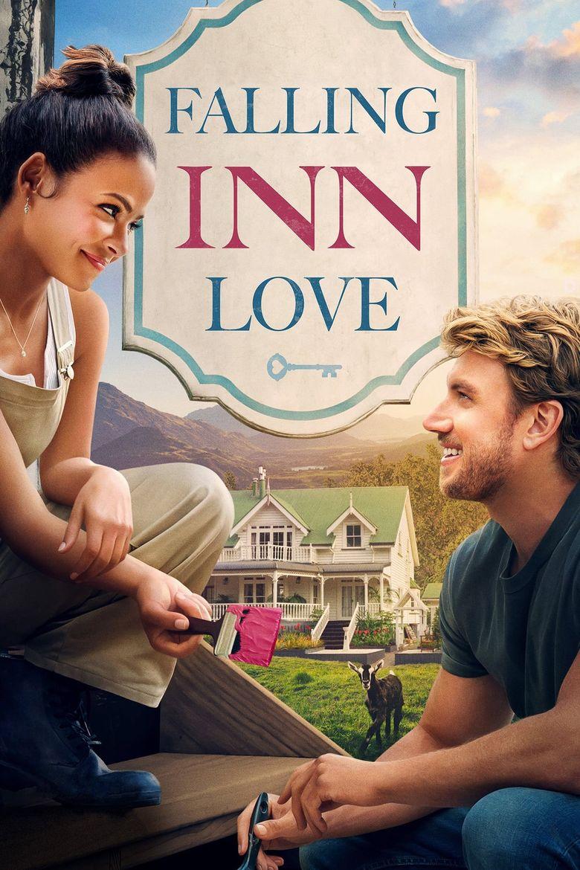 Falling Inn Love Poster