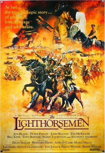 The Lighthorsemen Poster