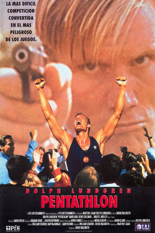 Pentathlon Poster