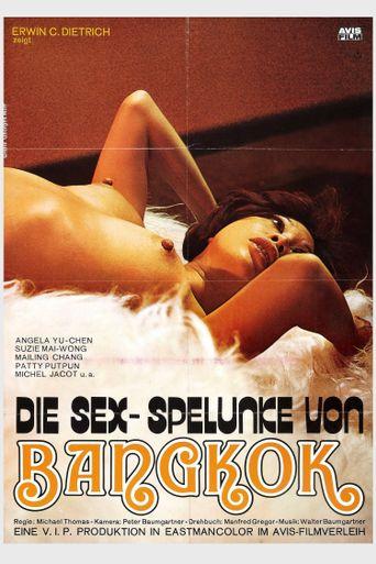 Die Sex-Spelunke von Bangkok Poster