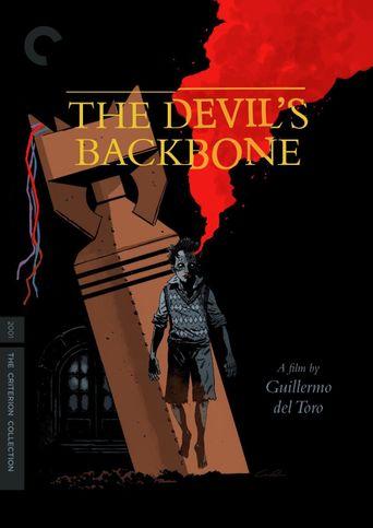 Que es un Fantasma?: The Making of 'The Devil's Backbone' Poster
