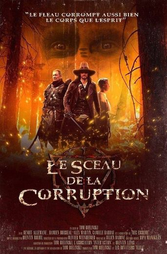 The Seal of Corruption Poster