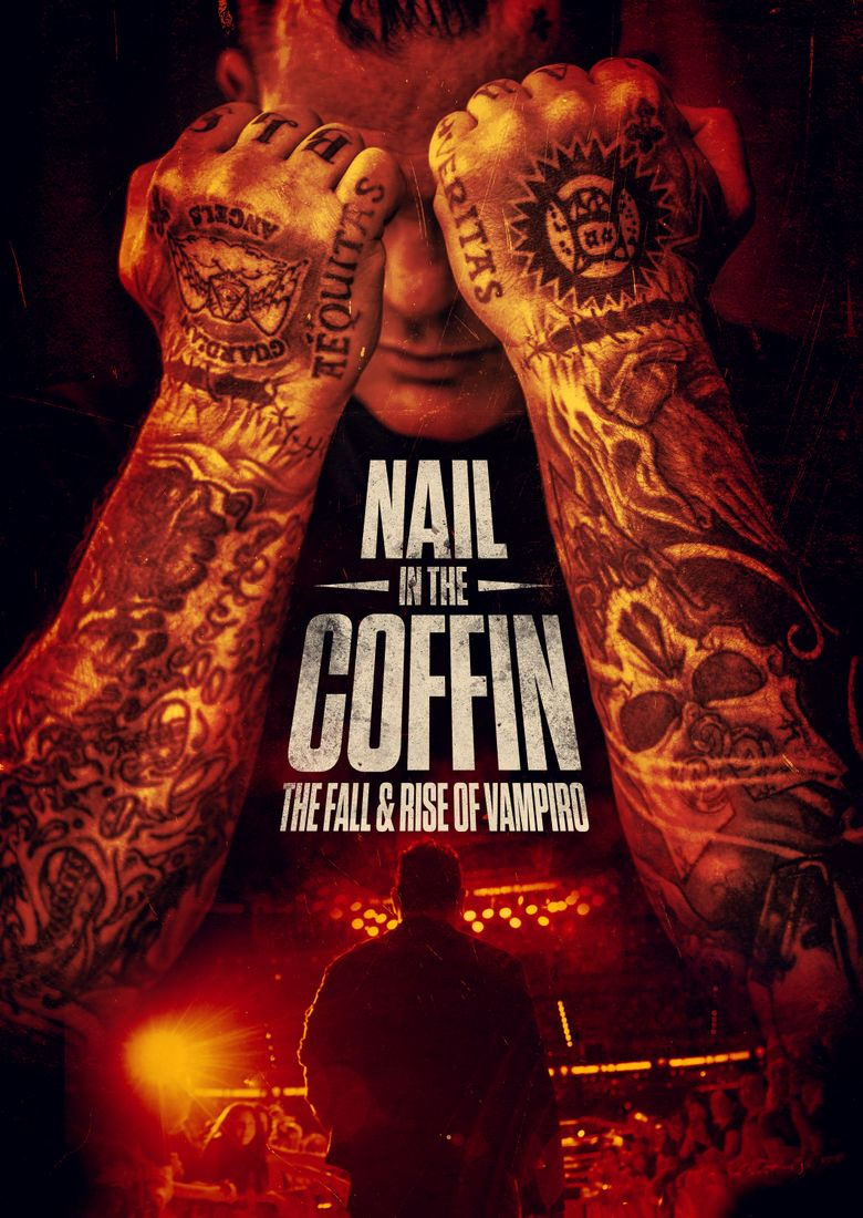 Nail in the Coffin: The Fall and Rise of Vampiro Poster