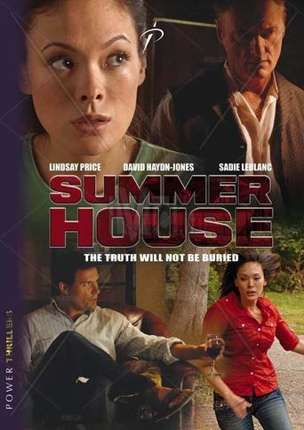 Secrets of the Summer House Poster
