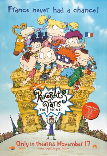 Watch Rugrats in Paris: The Movie