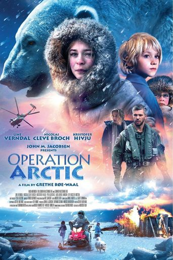 Operation Arctic Poster