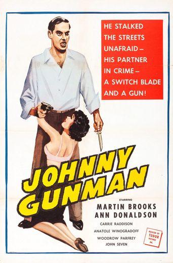 Johnny Gunman Poster