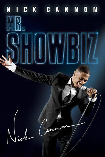 Nick Cannon Mr. Showbiz Poster