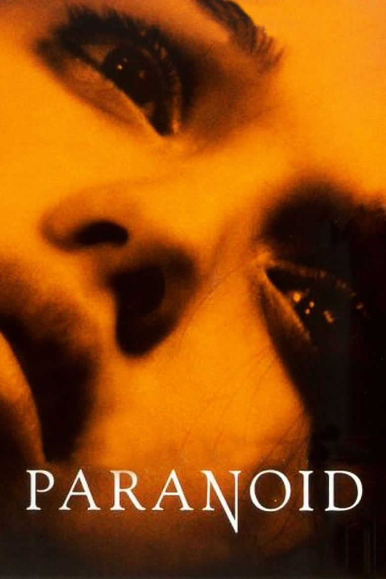 Paranoid Poster
