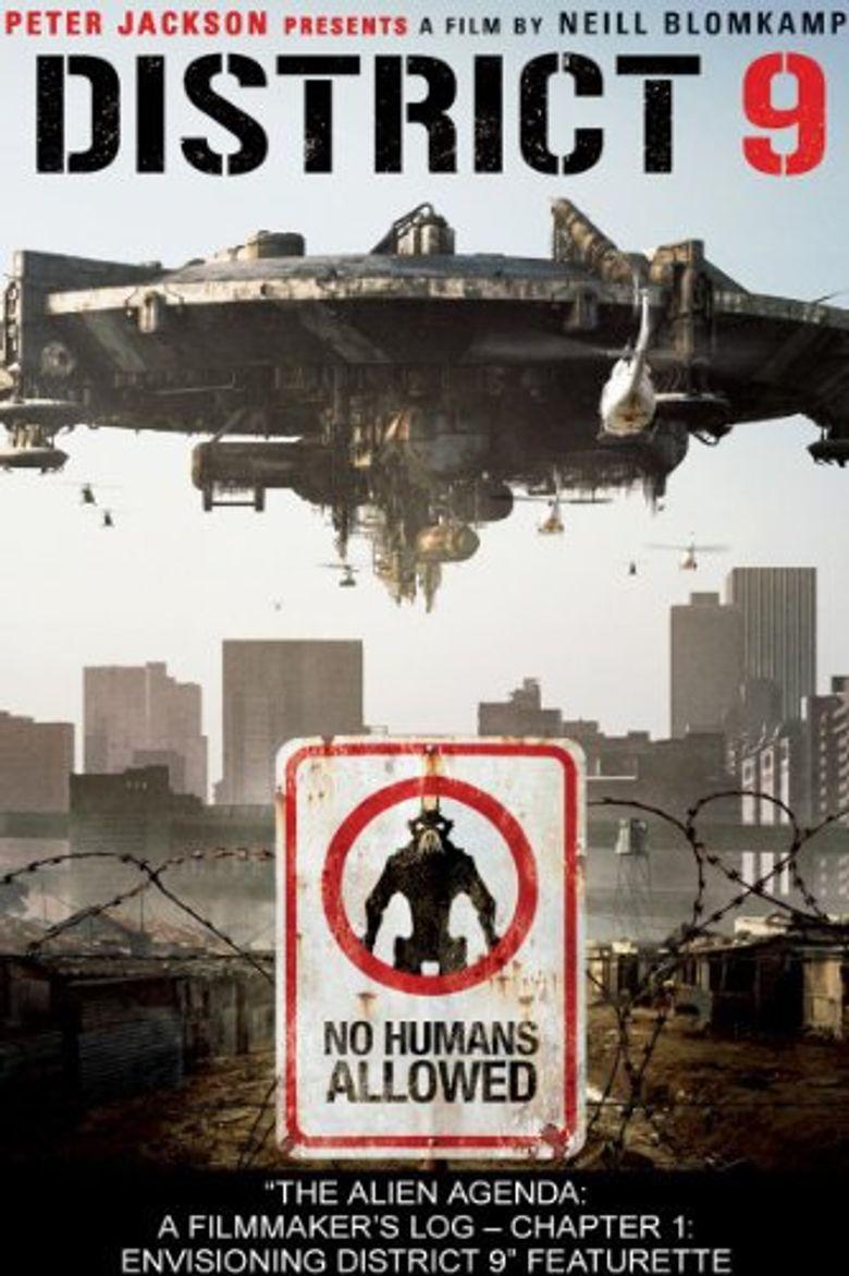 The Alien Agenda: A Filmmaker's Log Poster