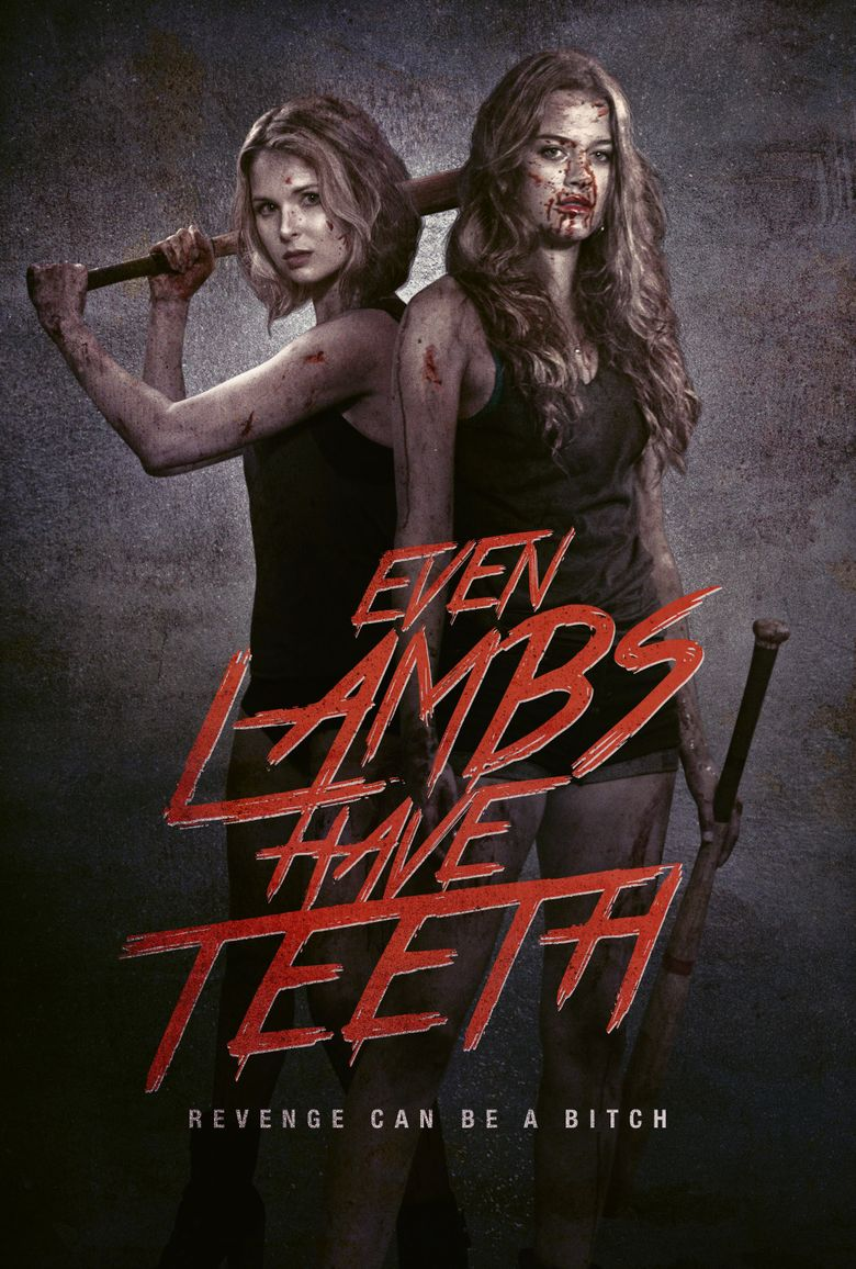 Even Lambs Have Teeth Poster