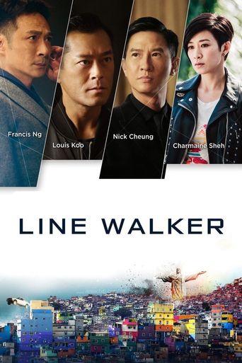 Line Walker Poster
