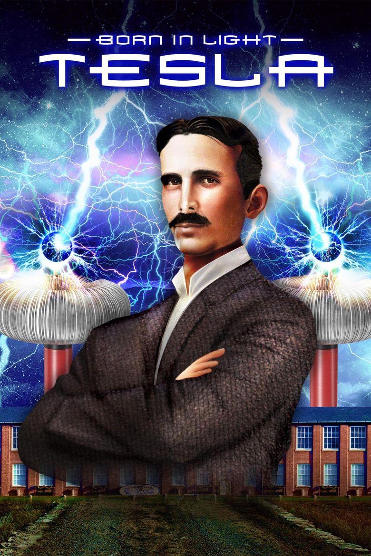 Born in Light: Tesla Poster