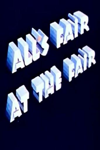 All's Fair at the Fair Poster