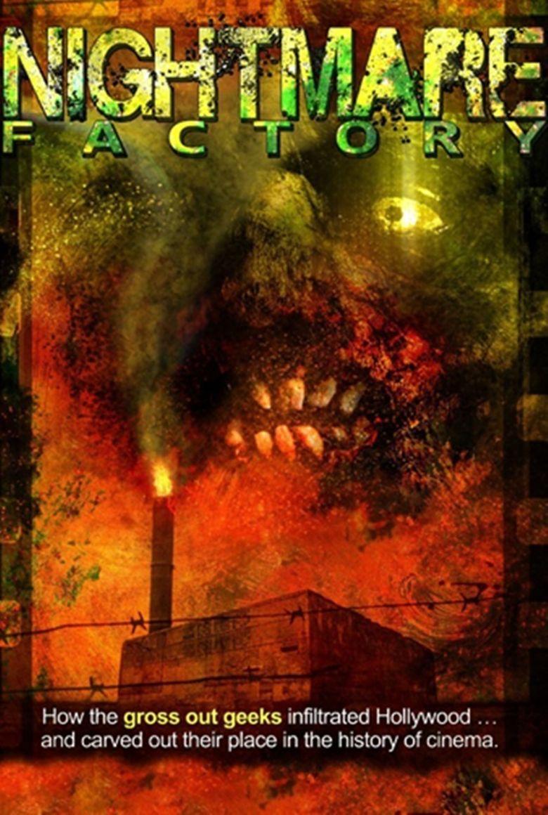 Nightmare Factory Poster