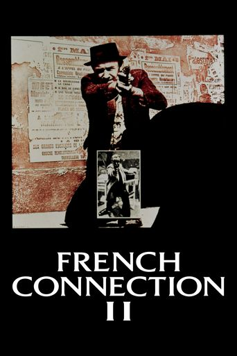 French Connection II Poster