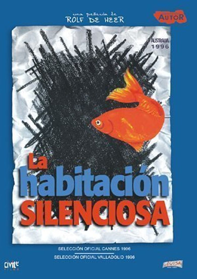The Quiet Room Poster