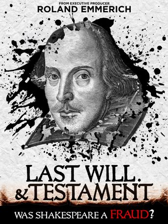 Last Will. & Testament Poster