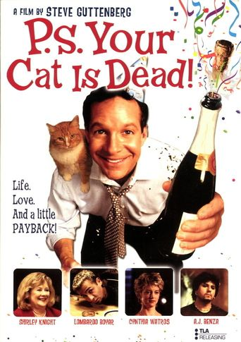 P.S. Your Cat Is Dead! Poster