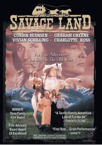 Savage Land Poster