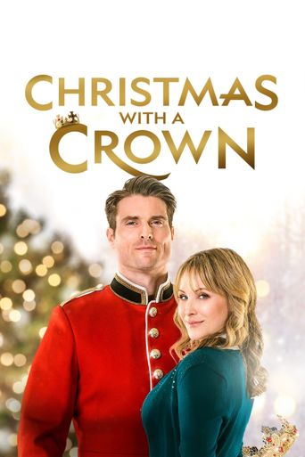 Christmas With a Crown Poster