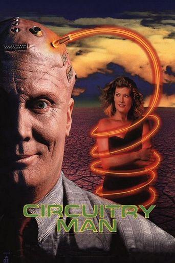 Circuitry Man Poster