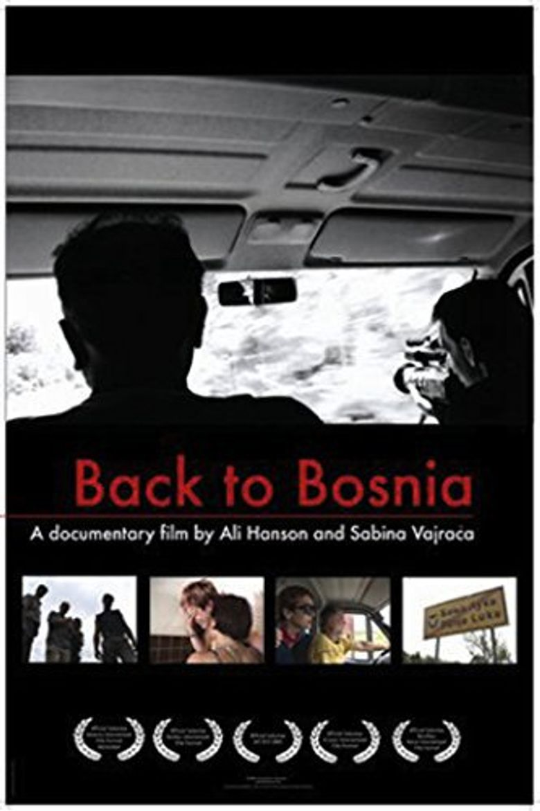 Back to Bosnia Poster