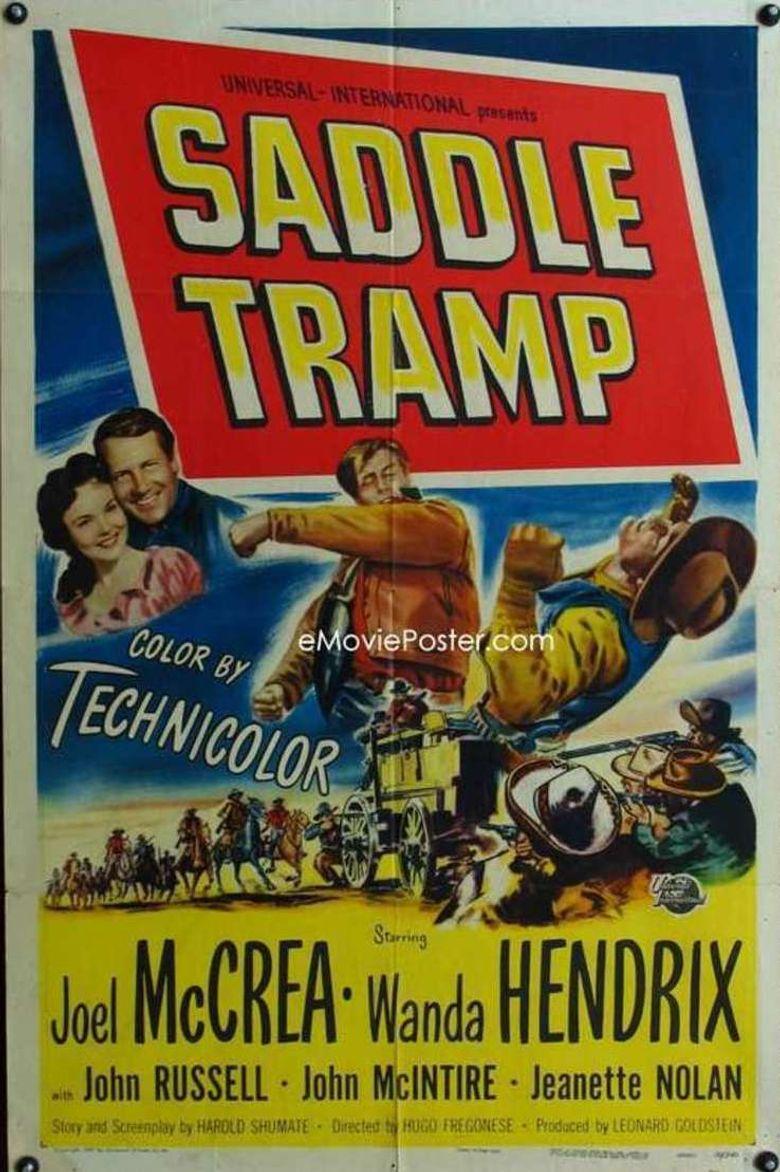 Saddle Tramp Poster