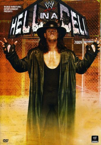 WWE Hell in a Cell 2009 Poster