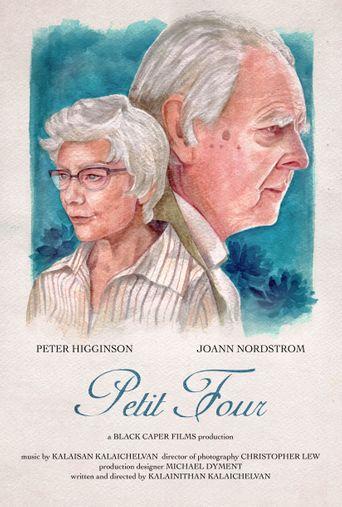 Petit Four Poster