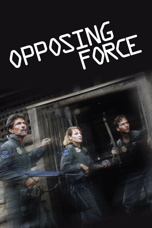 Opposing Force Poster